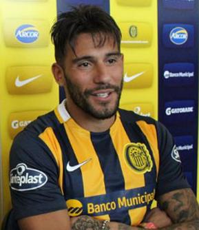Futbolistas De Rosario Central Jonathan Ferrari