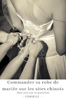 pourquoi on ne doit pas commander sa robe de mariée sur internet blog mariage unjourmonprinceviendra26.com