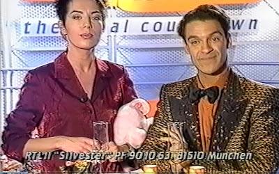 Michael Dierks, 2000 Silvesters Show mit Anja Ellermann RTL 2 & BBC
