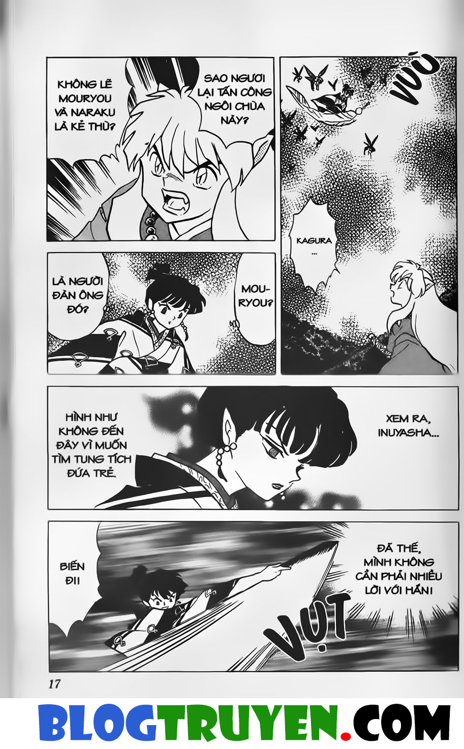 Inuyasha vol 36.1 trang 15