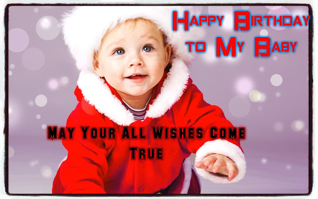 Happy Birthday Baby Wishes HD Wallpapers Free Download