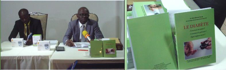 Togo : Un nouveu manuel sur le diabète à la disposition de la population