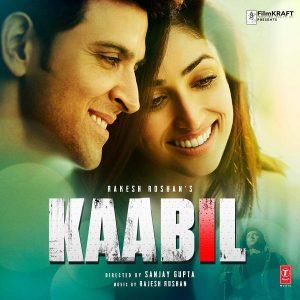 Review Filem Bollywood - Kaabil (2017) Lakonan Hrithik Roshan, Bollywood, Hindi, Movie, hindi movie, Sinopsis Kaabil,  Pelakon Filem Kaabil, Pelakon, Hrithik Roshan, Yami Gautam, Ronit Roy, Rohit Roy, Sahidur Rahman, Narendra Jha, Suresh Menon, Akhilendra Mishra, Girish Kulkarni, Watak Utama, Rohan Bhatnagar, Supriya,