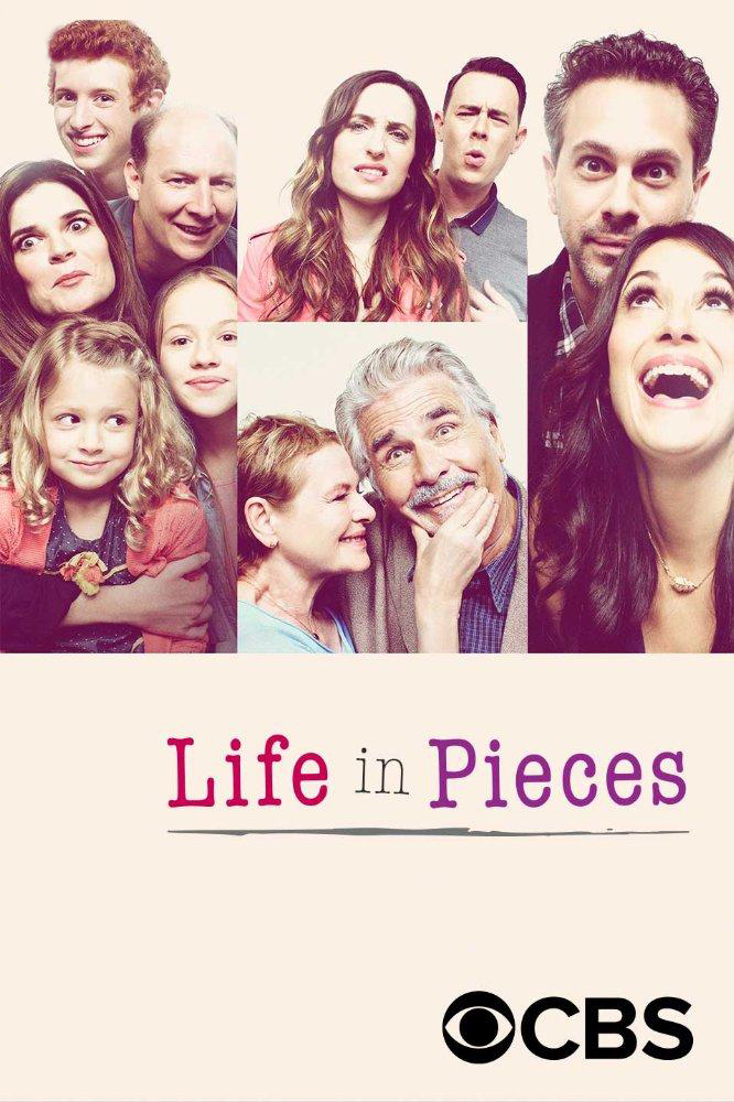 Life in Pieces 2017: Season 3 - Full (1/7)