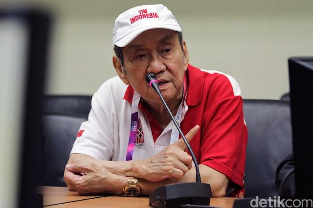 Bambang Hartono, Atlet Indonesia Tertua Di Asian Games 2018