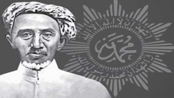 Biografi KH Ahmad Dahlan Pendiri Organisasi Muhammadiyah