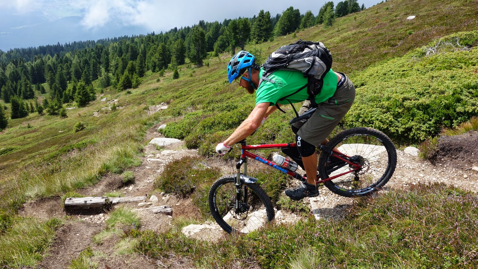 Mountainbiken Kronplatz