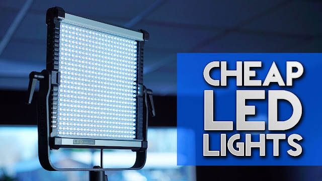 How to Fix Color Cast from Cheap LED Video Lights