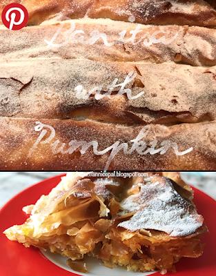 Banitsa with Pumpkin Recipe