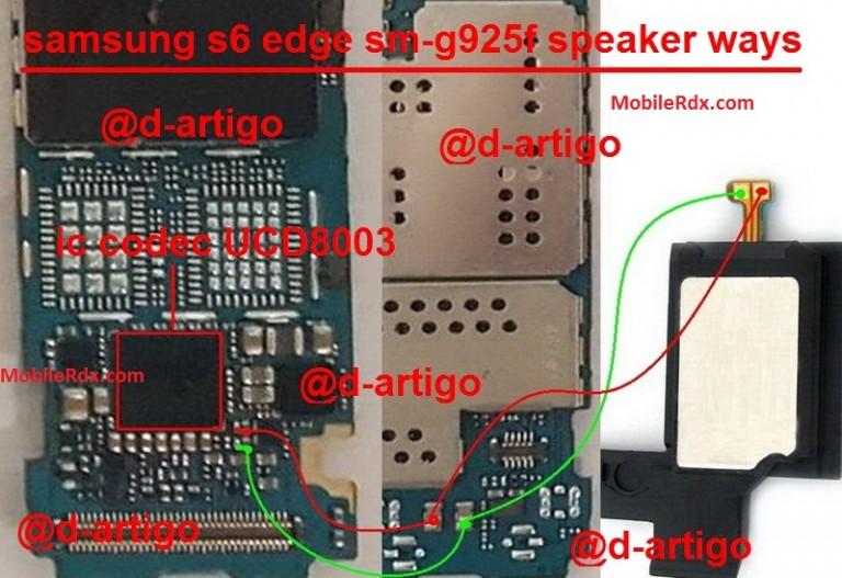 Samsung Galaxy S6 Edge G925F Ringer Problem Solution - MOBILE KHMER