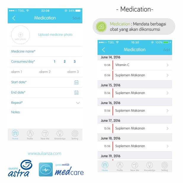 7.%2BMedication - Garda Medcare, Aplikasi Yang Dapat Membantu Menjaga Kondisi Kesehatan Anda