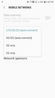طريقة معرفة هل هاتفك يدعم تقنيات الجيل الرابع 4G أم لا