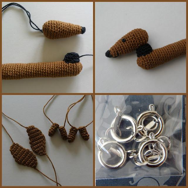 amigurimi, brazalete, pulsera, amigurimi, mascotas, crochet, tejer