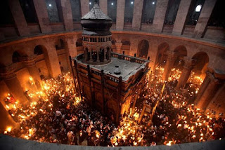Jerusalem's Church of the Holy Sepulchre