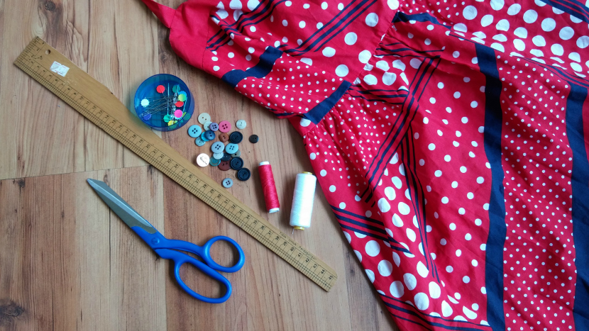Upcycling Talks and Workshops - Reconnecting with Your Clothes