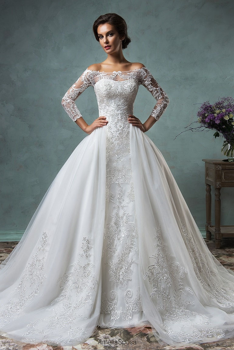 2298855de9a Barevné svatby  Šaty - AMELIA SPOSA