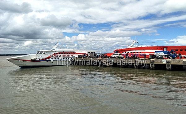Sorong to Waisai Raja Ampat Ferry