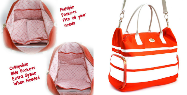 Fashionable Breast Pump bags