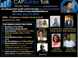 CAPBuilder Talk