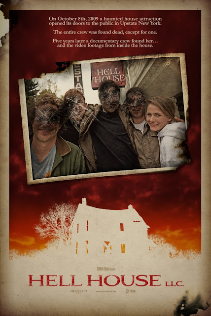 Hell House LLC poster