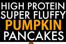 Pumpkin Gingerbread Protein Pancakes Recipe