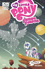 My Little Pony Friends Forever #4 Comic Cover Jetpack Variant