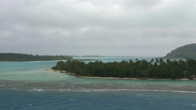 Bora Bora blogi vesisade