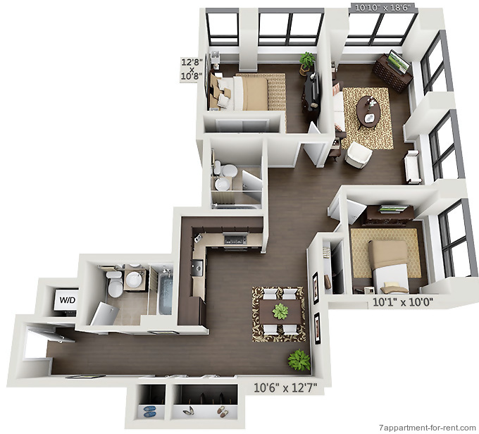 Luxury Low Income Apartments: Apartment For Rent Manhattan New York City. Will 2013 Be A