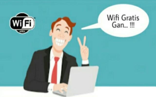 Wifi dan Toilet Umum, Mana Yang Lebih Beresiko?