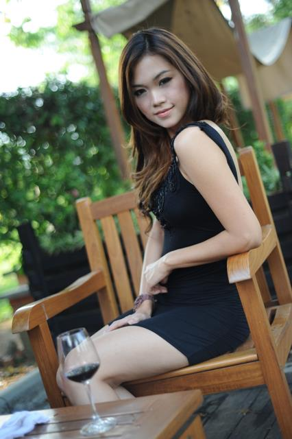 Khin Thazin -Black Queen-6994