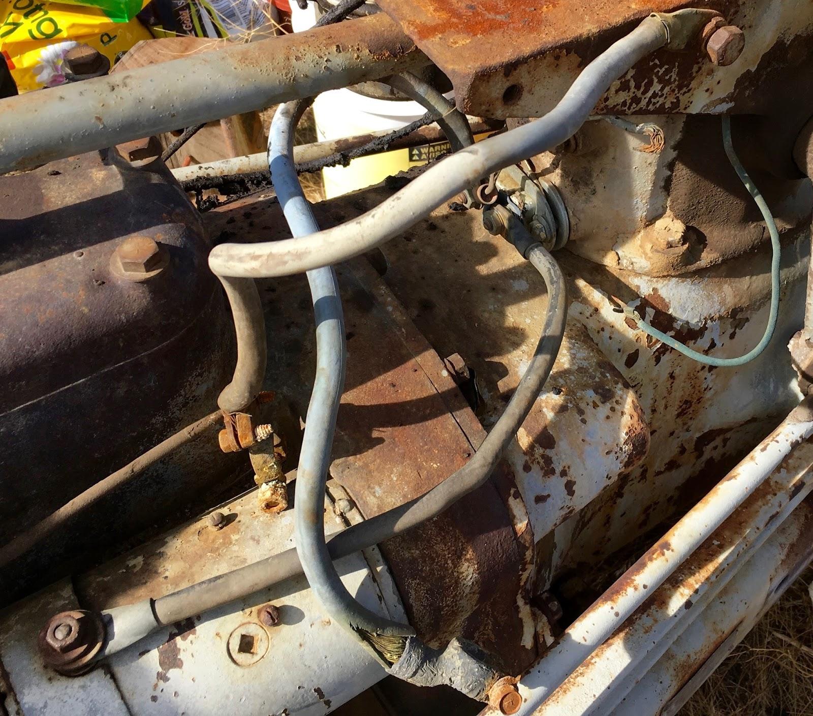 3 Wire Alternator Wiring Diagram 9n Tractor. Lucas Alternator ...  Wire Alternator Wiring Diagram For Ford N on