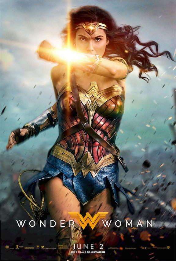08de98492 Sure, Wonder Woman Is Good... But Let's Talk About Those STUPID HEELS