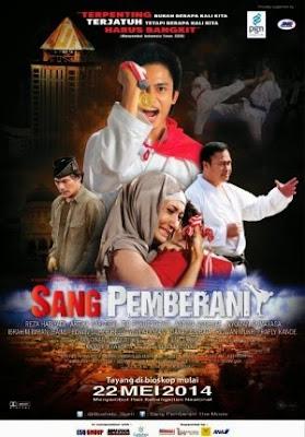 Poster Film Sang Pemberani