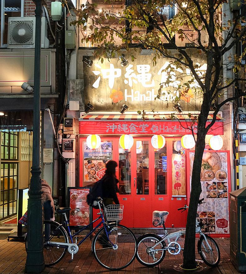Hana Hana Ramen & Baiso Udon @ Tokyo