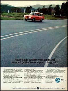 propaganda Volkswagen Variant - 1974, propaganda Volkswagen - 1974, vw anos 70, carros Volkswagen década de 70, anos 70; carro antigo Volks, década de 70, Oswaldo Hernandez, Variant 74,