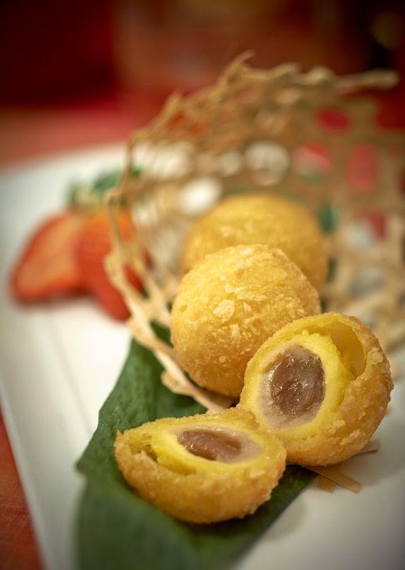 Tai Zi Heen, Chinese New Year Menu, Prince Hotel,