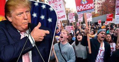 انطلاق حملة لجمع توقيعات لاقالة ترامب بامريكا