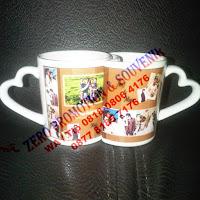 Souvenir Mug Couple / mug pasangan