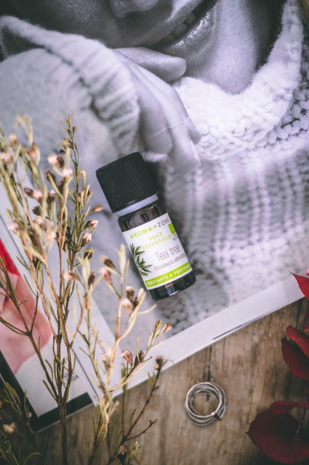huile essentielle bouton de fièvre avis blog