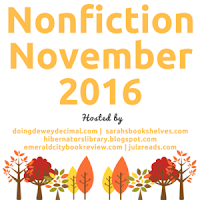 12 Books for Nonfiction November