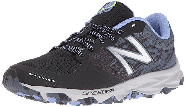 Amazon Prime: New Balance Women's wt690v2 Trail Running Sneaker only $31 (reg $75) + free shipping!