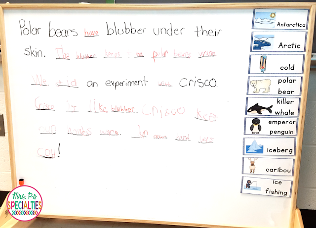Do your students have a hard time relating to science concepts? My kiddos have a hard time with concepts that don't directly relate to them. To help them better understand, we do experiments to help them apply it to their lives. Here is a fun way to help students understand how animals like polar bears keep themselves warm enough for the harsh environments.