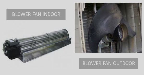 blower kipas fan ac split