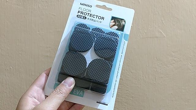 Miniso Floor Protector: Solusi Pengganti Rubber Feet Laptop