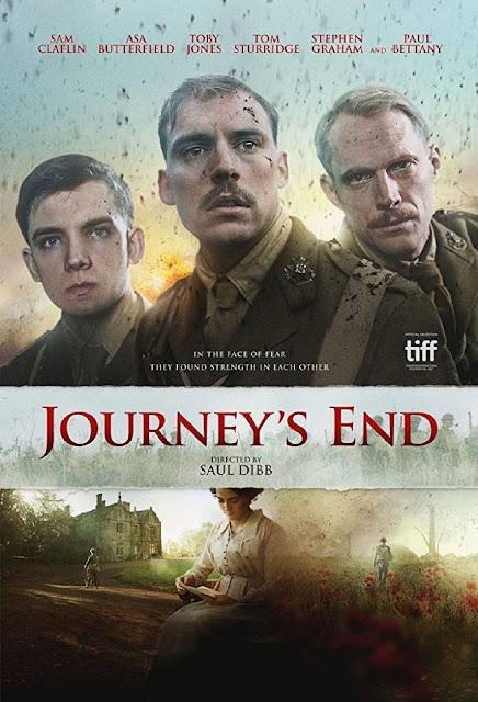 Journey's End (2018) ταινιες online seires oipeirates greek subs