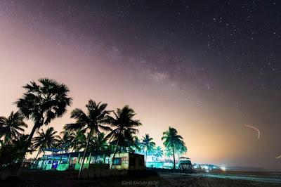 India's Night Sky