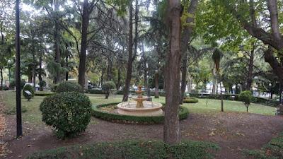 Jardines del Palacio de Buenavista