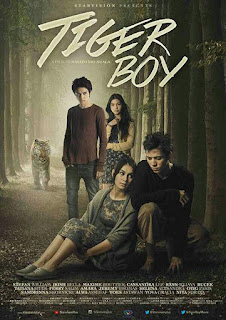 Download Film Tiger Boy (2015) WEB-DL
