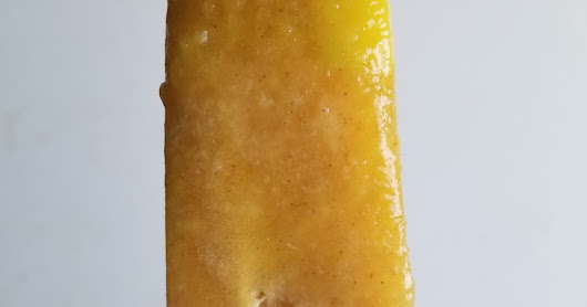 Mango chili lime Paletas (ice pops)