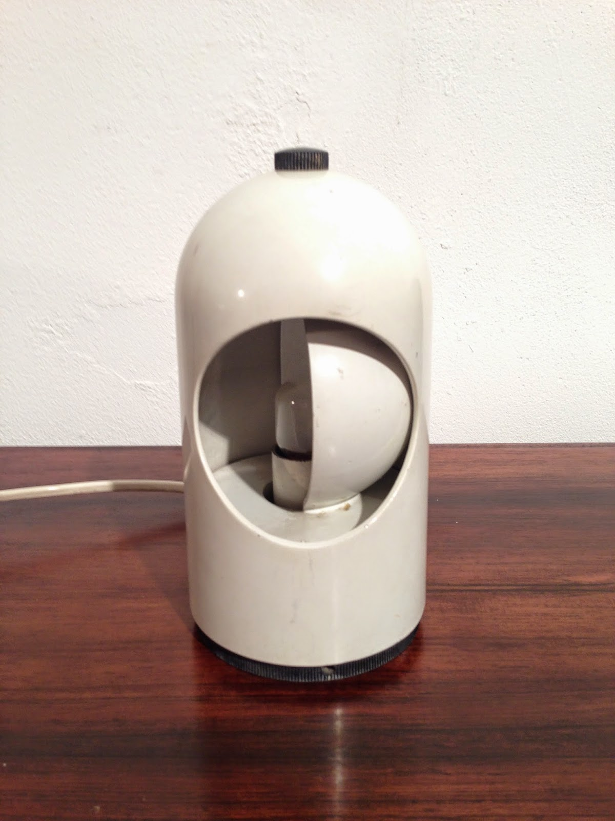 Space Age Furniture Ocd Vintage Furniture Ireland Eclipse Lamp By Lightolier Space